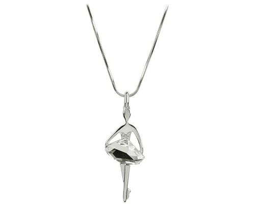 Levien Baletka Crystal náhrdelník