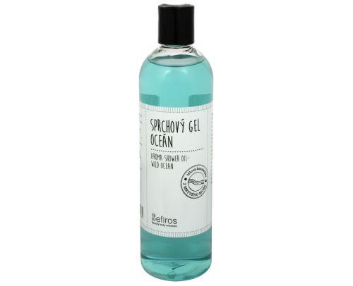 Sefiros Sprchový gel Oceán (Aroma Shower Oil) 400 ml