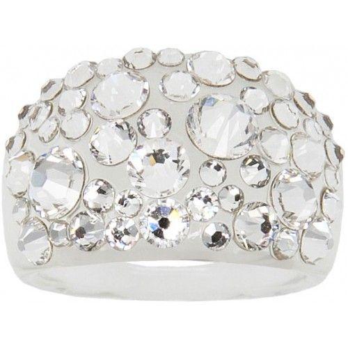 Troli Bubble Crystal prsten