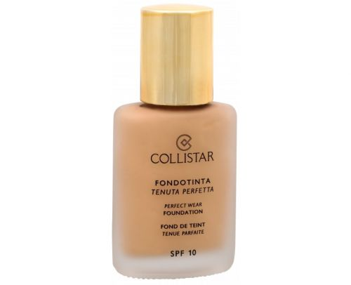 Collistar Make-up pro perfektní vzhled SPF 10 (Perfect Wear Foundation) 30 ml 01