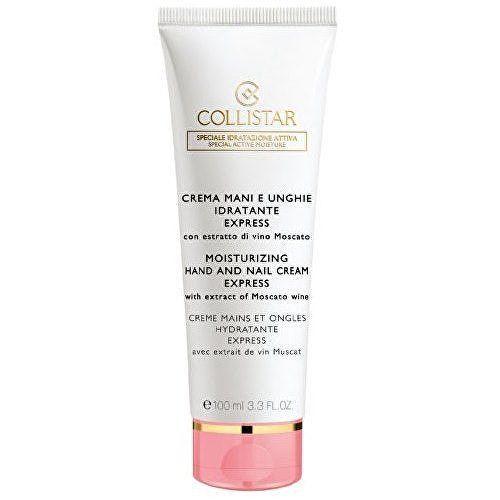 Collistar Hydratační krém na ruce a nehty (Express Moisturizing Hand And Nail Cream) 100 ml