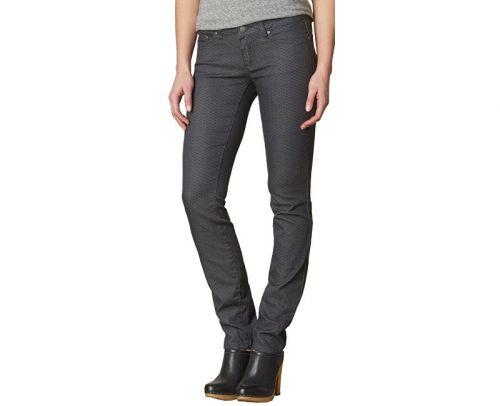 Prana Kara Jean Charcoal Dots 8 kalhoty