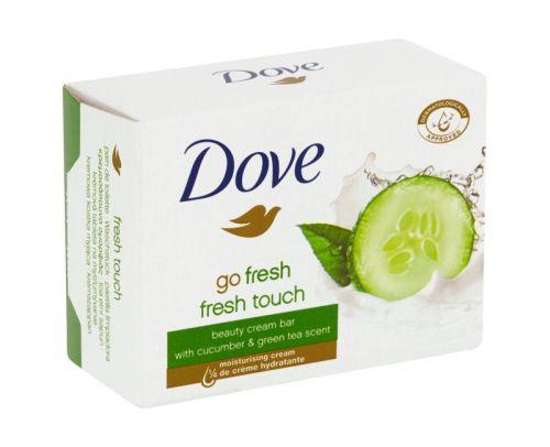 Dove Krémová tableta Go Fresh Fresh Touch s vůní okurky a zeleného čaje 100 g