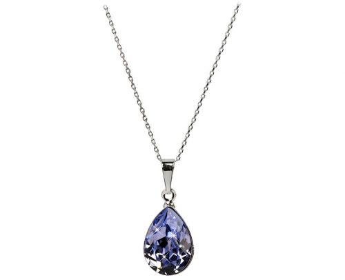 Troli Pear Provence Lavender náhrdelník