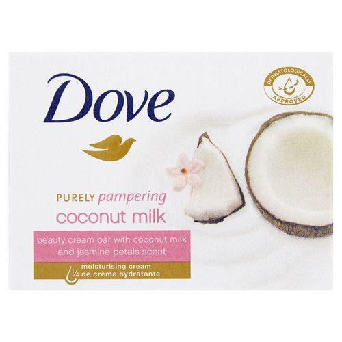 Dove Krémová tableta Purely Pampering s vůní kokosového mléka a jasmínu 100 g