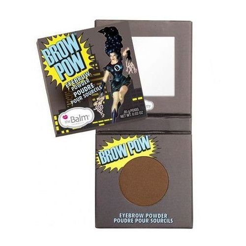 theBalm Dlouhotrvající pudr na obočí Brow Pow Blonde 8,5 g