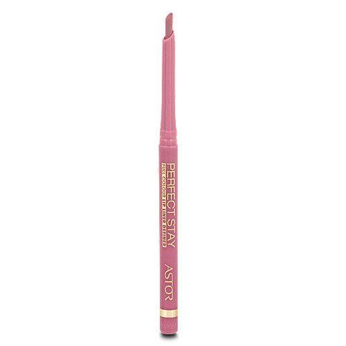 Astor Automatická konturovací tužka na rty Perfect Stay 001 Silky Rose