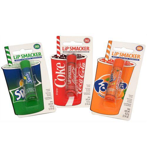 Lip Smacker Coca Cola Sprite balzám na rty 4 g
