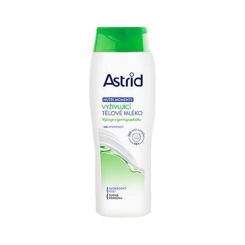 Astrid Vyživující tělové mléko pro suchou pokožku Nutri Moments 400 ml