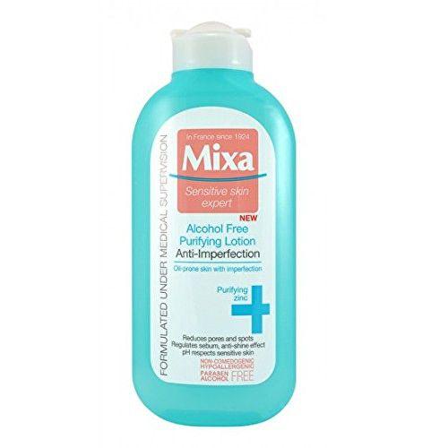 Mixa Čistící pleťová voda bez alkoholu Sensitive Skin Expert 200 ml