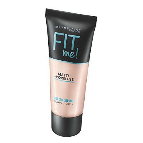 Maybelline Sjednocující make-up s matujícím efektem Fit Me! 105 Natural Ivory 30 ml