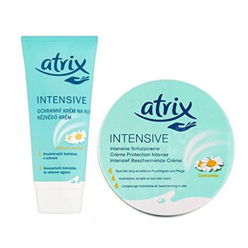 Atrix Ochranný krém na ruce s heřmánkem Intensive 100 ml