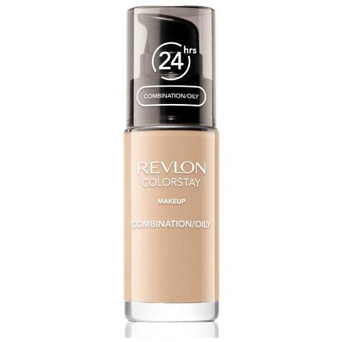 Revlon Make-up pro smíšenou až mastnou pleť s pumpičkou Colorstay 250 Fresh Beige 30 ml