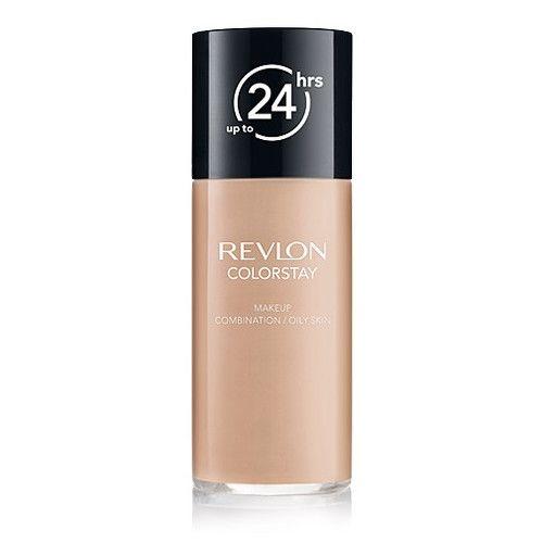 Revlon Make-up pro smíšenou až mastnou pleť SPF 15 Colorstay 300 Golden Beige 30 ml
