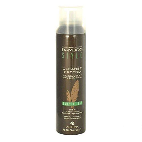 Alterna Suchý šampon na vlasy s vůní bambusu Bamboo Style 150 ml