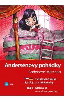 Jana Navrátilová: Andersenovy pohádky / Andersens Märchen cena od 119 Kč