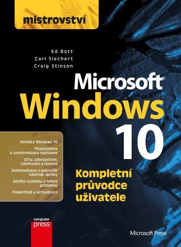 Mistrovství - Microsoft Windows 10 cena od 657 Kč