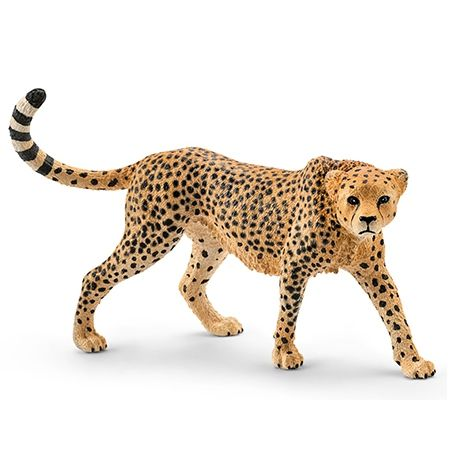 Schleich Gepardí samice 14746 cena od 111 Kč