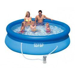 INTEX Easy Set 305 x 76 cm s pumpou