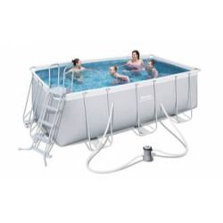 BESTWAY bazén s konstrukcí 412 x 201 x 122 cm