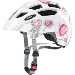 UVEX Finale Junior heart helma