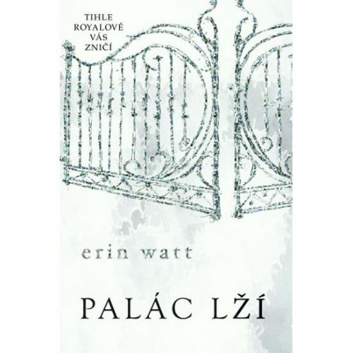 Erin Watt: Palác lží cena od 192 Kč