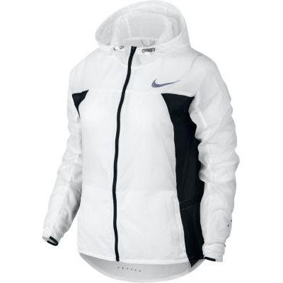 Nike W Nk Imp Lt Jkt Hd bunda