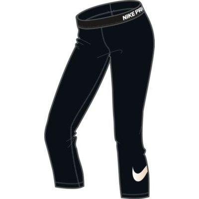 Nike W Np Cpri Mtlc Logo kalhoty