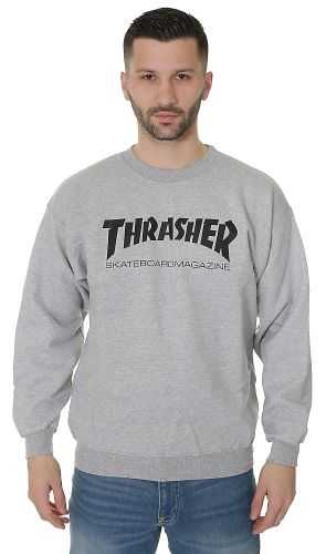 Thrasher Skate Mag Crew mikina