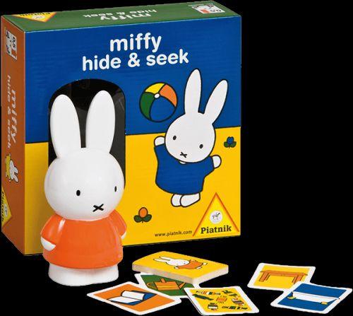 Piatnik Miffy