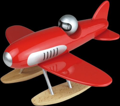 VILAC Dřevěné designové letadlo Hydroplán