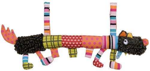 EBULOBO Závěsná hračka Hladový vlk 40 cm