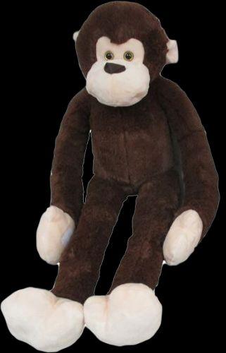 MAC TOYS Plyšová opice dlouhá ruka 100 cm