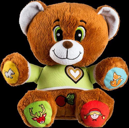 TEDDIES Medvěd Vojtík pohádkový