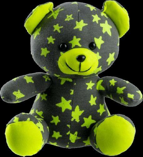 TEDDIES Medvídek svítící ve tmě