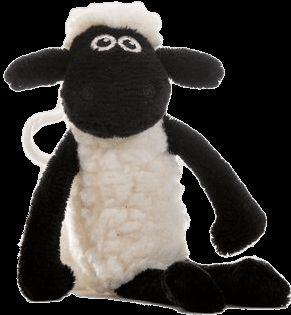 NICI Ovečka Shaun Klíčenka 15 cm