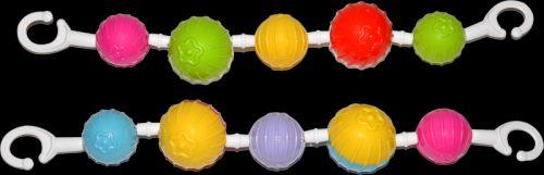 MAA MAA Řetěz barevné koule