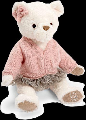 MAMAS&PAPAS Medvídek v růžovém svetru
