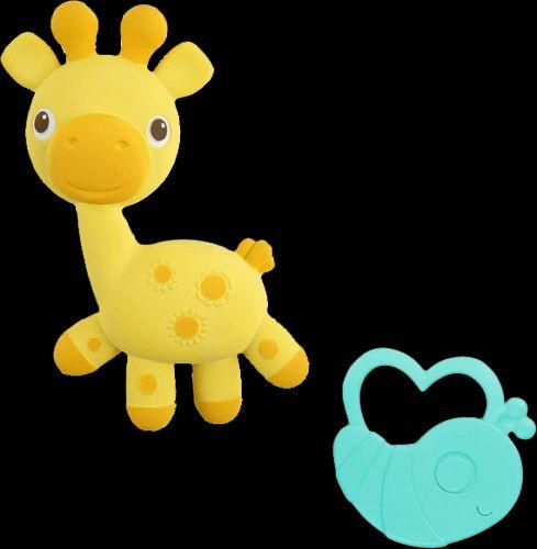 BRIGHT STARTS Kousátko žirafka Soothimals™
