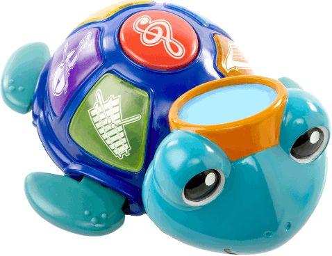 BRIGHT STARTS želva hudební Baby Neptune Ocean Orchestra™