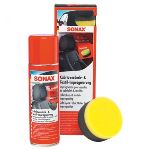 SONAX Impregnace kabrio textil spray 300 ml