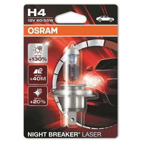OSRAM 12 V H4 60/55 W