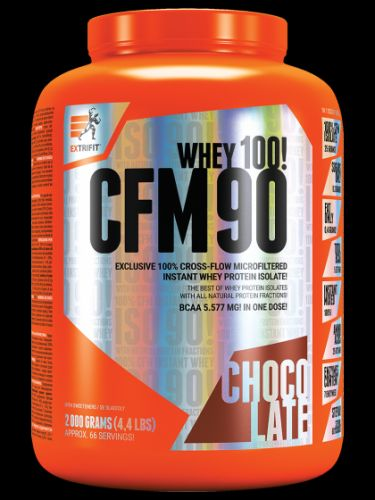 EXTRIFIT Iso 90 CFM Instant Whey 2000 g