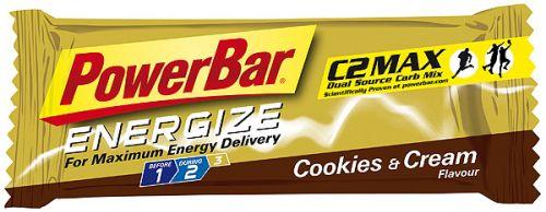 PowerBar Energize tyčinka sušenky-smetana 55 g