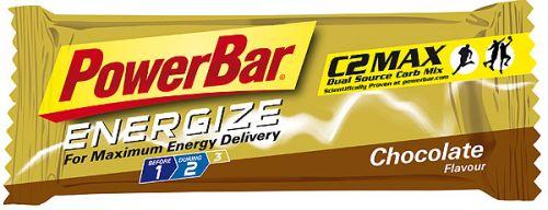 PowerBar Energize tyčinka čokoláda 55 g