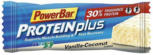 PowerBar Protein plus tyčinka vanilka/ kokos 55 g