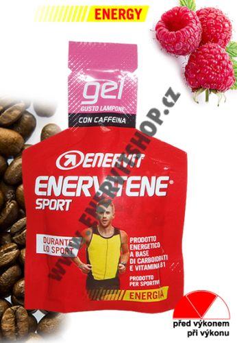 Enervit Enervitene Sport gel s kofeinem malina 25 ml