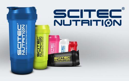SCITEC NUTRITION Traveller Shaker 500 ml