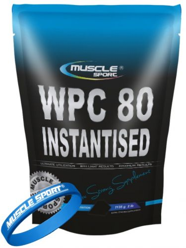 MUSCLE SPORT WPC 80 Instantised 1135 g