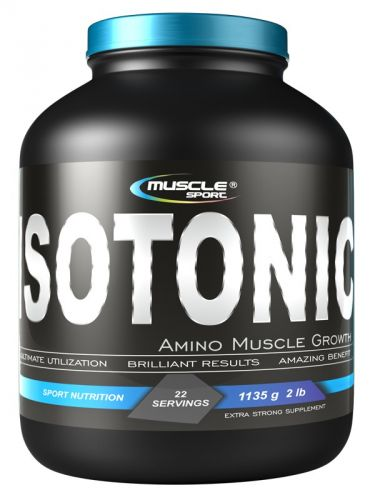MUSCLE SPORT Isotonic AMG 1135 g